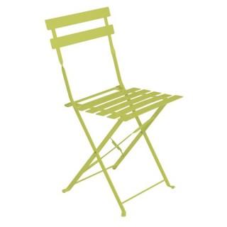 Chaise de jardin pliante Camarque - Vert