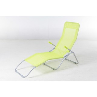 Transat / Chaise longue Siesta - Vert