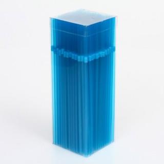200 pailles Tonic - Bleu
