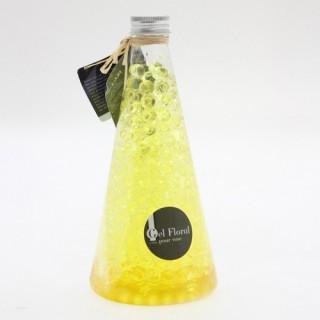 Billes de gel crystal pour vase - Jaune