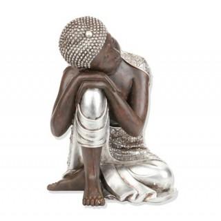 Statuette Bouddha - H. 35 cm