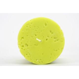 Bougie rustique parfumée Zen - Vert