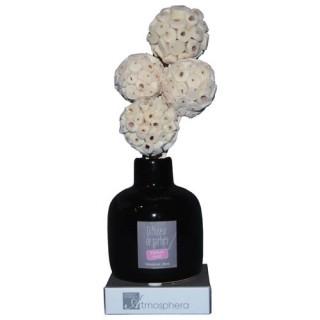 Diffuseur de parfum et bâtons - Céramique - Rose