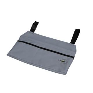 Pochette de rangement détachable - Gris