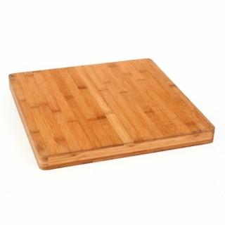 Planche à découper carrée - Bambou