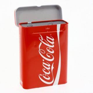 Boite de rangement Coca - Métal