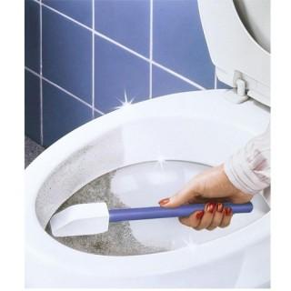Nettoyant pierre-ponce écologique pour cuvette de toilettes