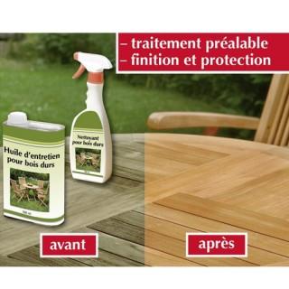 Nettoyant pour bois durs - 500 mL