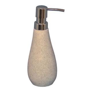 Distributeur de savon moussant GRANIT - beige