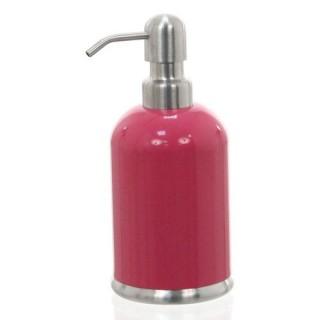 Distributeur de savon - Métal - Framboise