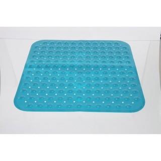 Tapis de fond de douche - Turquoise