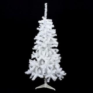 Sapin de noël Luxe - 1,8 m - Blanc