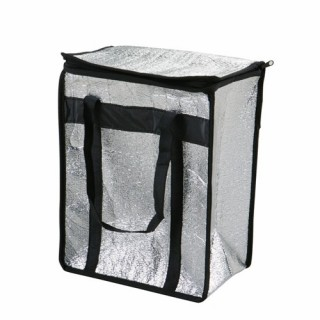 Sac isotherme aluminium In Trek - 16l - Noir