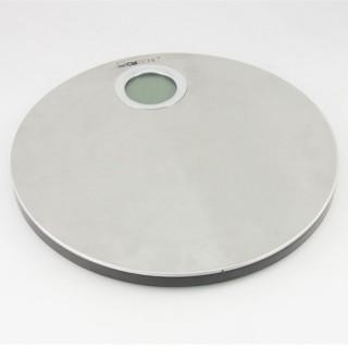 Pèse-personne électronique Oval - Métal