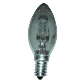 Ampoule halogène Flamme E14 - 18W
