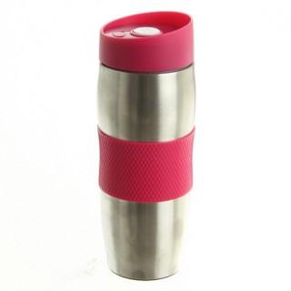 Mug isolant - Metal - Framboise