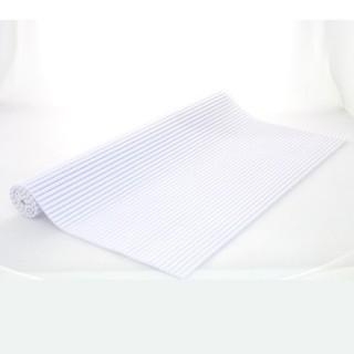 Tapis de salle de bain - 65 x 90 cm. - Blanc
