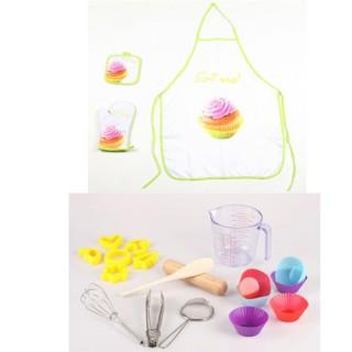 Ensemble patissier - Cupcake