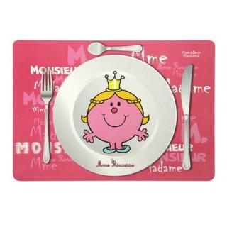 Set de table - 30 x 40 cm. - Mme Princesse