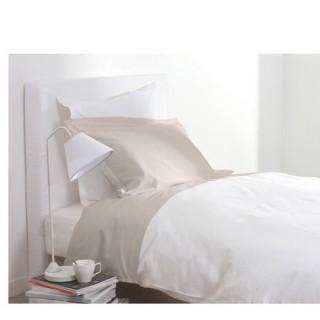 Housse de couette - 140 x 200 cm - Blanc