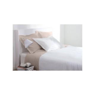 Drap plat - 240 x 290 cm - Blanc