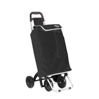 Chariot de marché Nomade - 30 L - Noir