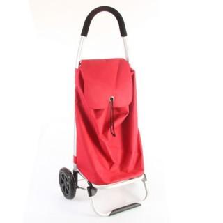 Chariot de marché Plume - 30 L - Rouge