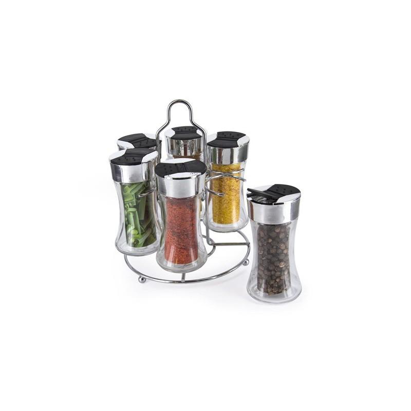 carrousel pices 6 pots decoandgo. Black Bedroom Furniture Sets. Home Design Ideas
