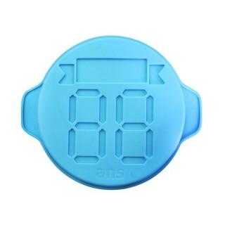 Moule Anniversaire Digital - Turquoise