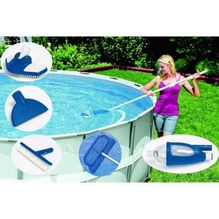 Kit d'entretien Vacuum Luxe pour piscine
