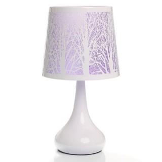 Lampe White Touch - Arbre - Violet