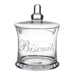 Bonbonnière Biscuits - Verre