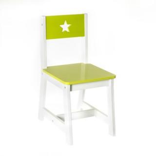 Chaise Enfant - MDF - Vert