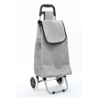Chariot de marché Aquarelle - 30 L - Taupe
