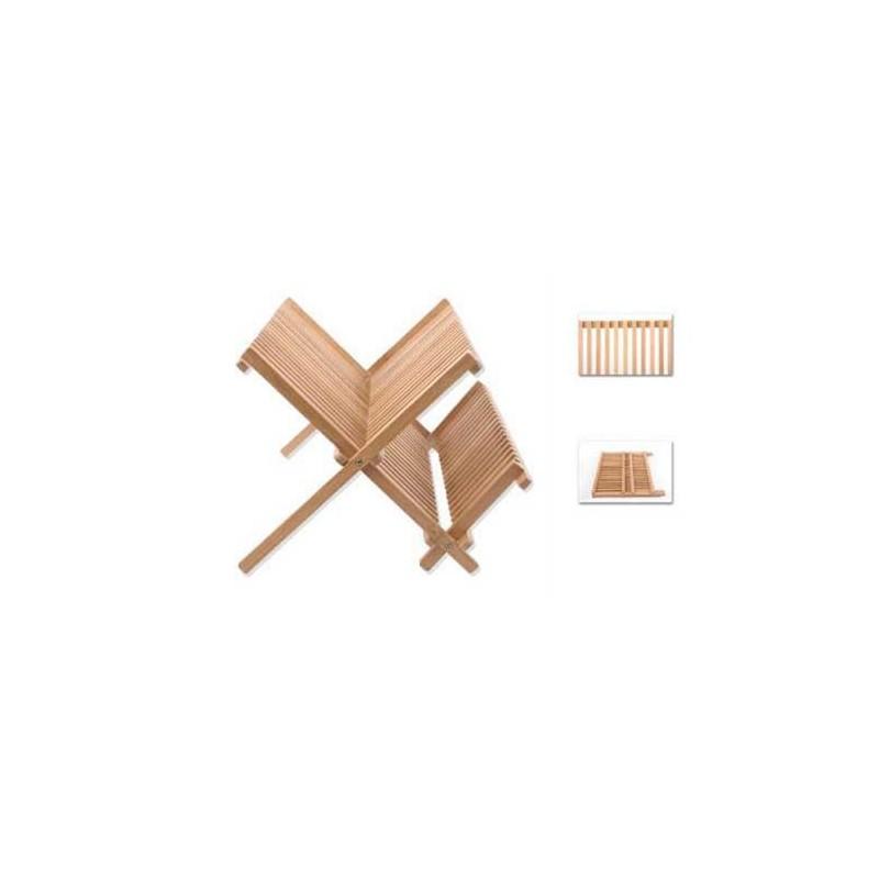 egouttoir vaisselle bambou decoandgo. Black Bedroom Furniture Sets. Home Design Ideas