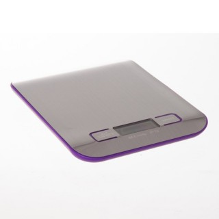 Balance digitale - Inox - Violet