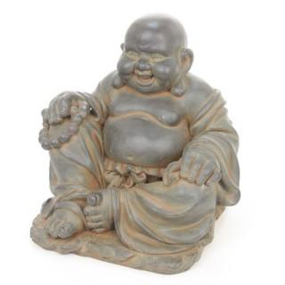 Statue Bouddha grand modèle - Pierre