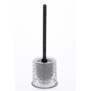 Brosse WC Galets - PVC - Transparent