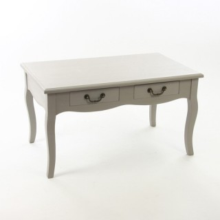 Table basse Chrysa - H. 48 cm - Taupe