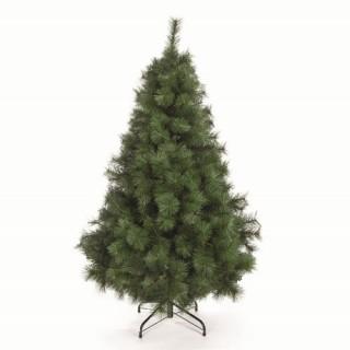 Sapin de Noël artificiel Aiguilles larges - H. 180 cm. - Vert