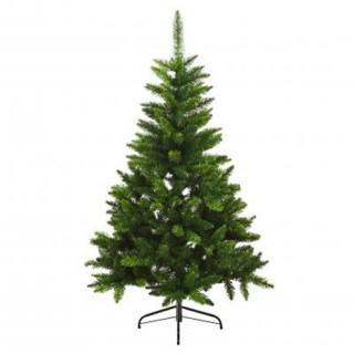Sapin de Noël artificiel Blooming - H. 210 cm - Vert