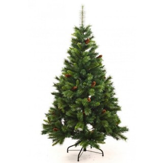 Sapin de Noël artificiel Royal Majestic - H. 180 cm - Vert