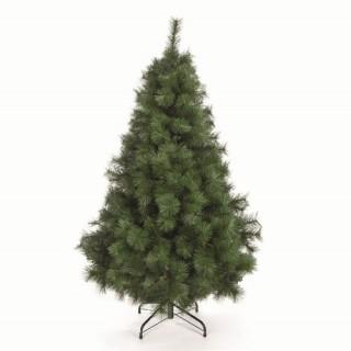 Sapin de Noël artificiel Aiguilles larges - H. 240 cm - Vert