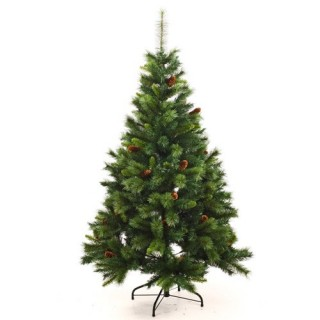 Sapin de Noël artificiel Royal Majestic - H. 150 cm - Vert