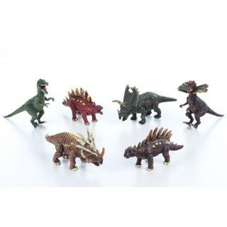 6 Jouets Dinosaures - Membres interchangeables