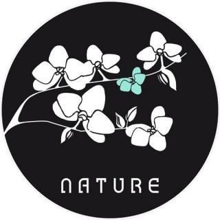 Sticker Zen Croquis - 50 x 70 cm - Fleurs
