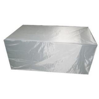 Housse pour table haute - 180 x 100 x H. 120 cm.