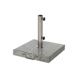 Pied de parasol Granite - 25 kg.