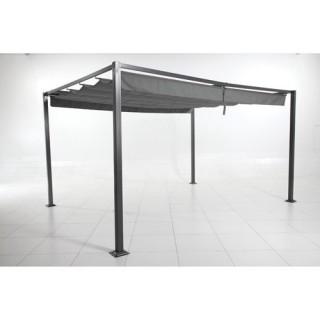 Tonnelle Elliston - 3 x 4 m. - Ardoise