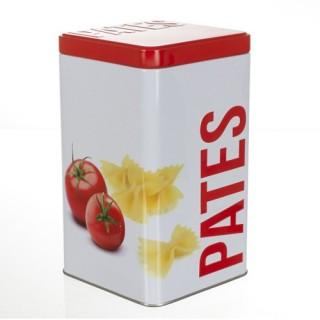 Boîte à pâtes Relief - Métal